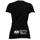 Mackenzie Nicole - Black Baby Girl Ladies T-Shirt