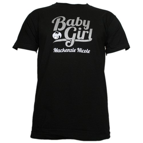 Mackenzie Nicole - Black Baby Girl Youth T-Shirt