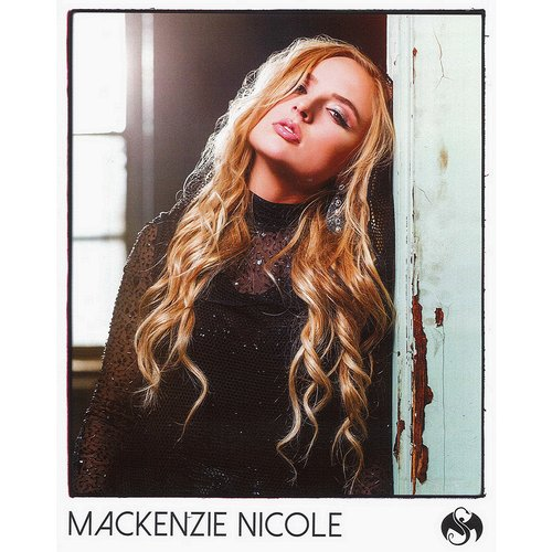 "Mackenzie Nicole - Autographed Portrait Photo 8"" X 10"""