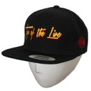 Rittz - Black Top of The Line Hat Snapback