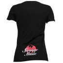 Rittz - Black Rittz Bitch #2 Ladies T-Shirt