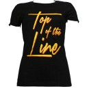 Rittz - Black Top of the Line Ladies T-Shirt