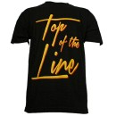 Rittz - Black Top of the Line T-Shirt - Extra Large