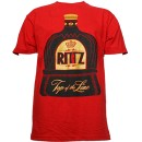 Rittz - Red Royal  T-Shirt - Extra Large