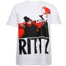 Rittz - White Car T-Shirt - 3-XL
