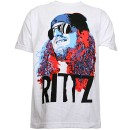 Rittz - White Shades T-Shirt - Large