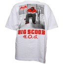 Big Scoob - White H.O.G. Presale T-Shirt