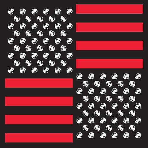 Strange Music - Black 2016 Bandana