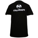 Strange Music - Black The Mile High City is Strange Music Limited Edition T-Shirt