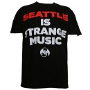 Strange Music - Black Seattle is Strange Music Limited Edition T-Shirt - Extra Large