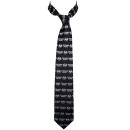 Strange Music - Black 2016 Neck Tie