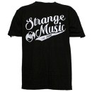 Strange Music - Black League T-Shirt - Medium