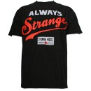 Strange Music - Black Always Strange T-Shirt - Large
