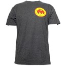 Strange Music - Charcoal Heather Circus T-Shirt - Large