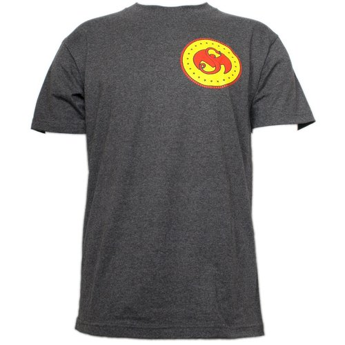 Strange Music - Charcoal Heather Circus T-Shirt
