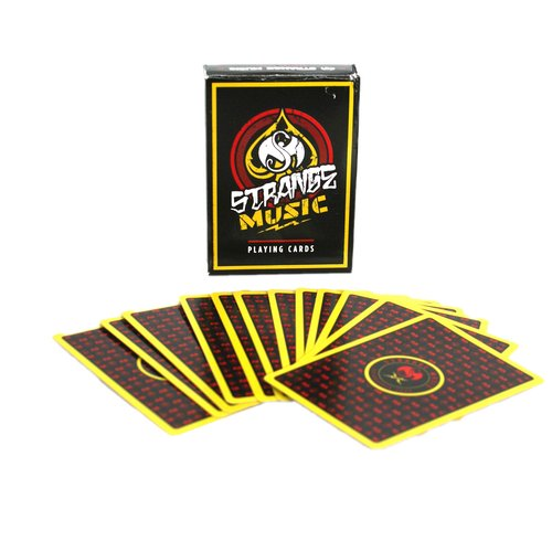 Strange Music -  2016 Playing Cards