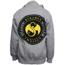 Strange Music - Heather Gray Empire Zip Hoodie