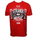 Strange Music - Red It Goes Up T-Shirt - Extra Large