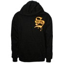 Stevie Stone - Black Gold S Hoodie - Large