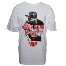 Stevie Stone - White Malta Bend Tour VIP T-Shirt
