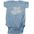 Tech N9ne - Baby Blue Speedie Body Suit - 12 Months
