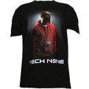 Tech N9ne - Black Pose #2 Full Color T-Shirt - Extra Large