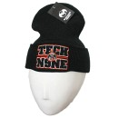 Tech N9ne - Black 2015 #2 Embroidered Folded Skull Cap