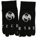 Tech N9ne - Black Touchscreen Gloves - S/M