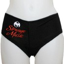 Tech N9ne - Black Psycho Bitch Ladies Booty Shorts - Ladies Small