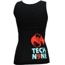 Tech N9ne - Black Chilly Rub Ladies Tank Top