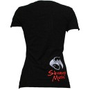 Tech N9ne - Black 4ever Ladies T-Shirt