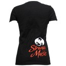 Tech N9ne - Black Psycho Bitch Ladies T-Shirt