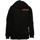 Tech N9ne - Black T9 Ladies Zip Hoodie - Ladies X Large