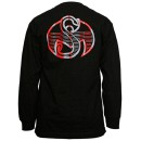 Tech N9ne - Black 9 Long Sleeve T-Shirt