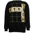 Tech N9ne - Black Tiles Sweatshirt - Large