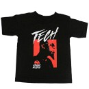 Tech N9ne - Black Flight Toddler T-Shirt - 4 Toddler