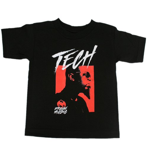 Tech N9ne - Black Flight Toddler T-Shirt