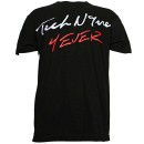 Tech N9ne - Black 4ever T-Shirt - Extra Large