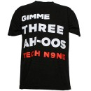 Tech N9ne - Black Ah-Oo T-Shirt - 3-XL