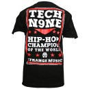 Tech N9ne - Black Poster T-Shirt