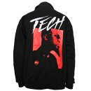 Tech N9ne - Black Flight Zip Hoodie