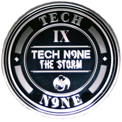 Tech N9ne - 2016 The Storm Collectors Coin