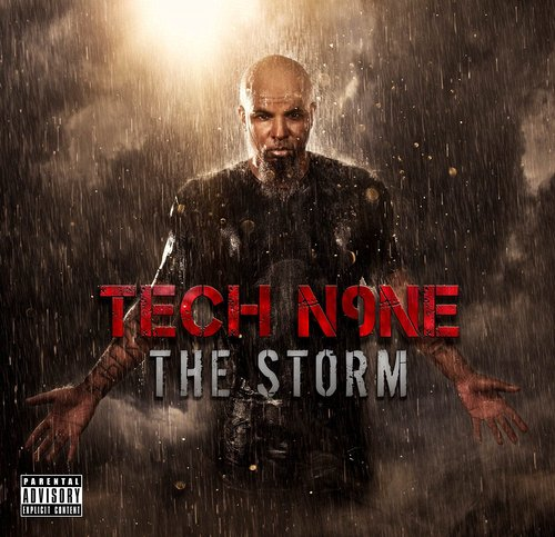 Tech N9ne - The Storm CD - Pre Sale Ship Date 12/9/2016