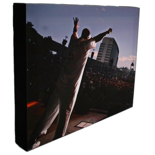Tech N9ne -  2016 Canvas Print