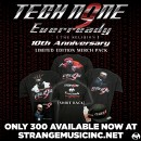 Tech N9ne - Everready 10th Anniversary Merch Pack - Extra Large