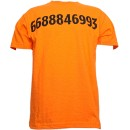 Tech N9ne - Orange 6688846993 T-Shirt - Extra Large