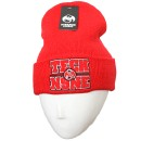Tech N9ne - Red 2015 Embroidered Folded Skull Cap