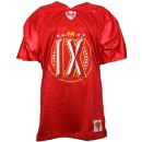 Tech N9ne - Red IX Football Jersey - Extra Large