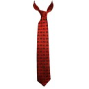 Tech N9ne - Red 2016 Neck Tie