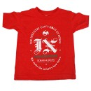 Tech N9ne - Red IX Racetrack Toddler T-Shirt - 4 Toddler